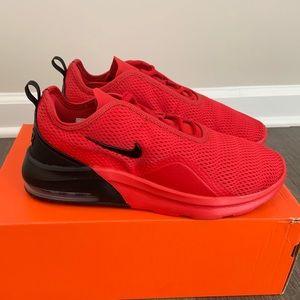 Nike Air Max Motion 2 Red/Black